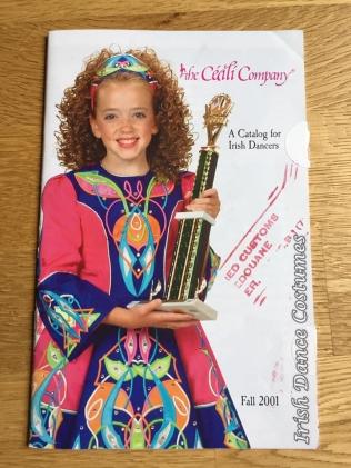 watermarked-2020 - 010 - Céilí Company Catalogue dress 2001 - 01